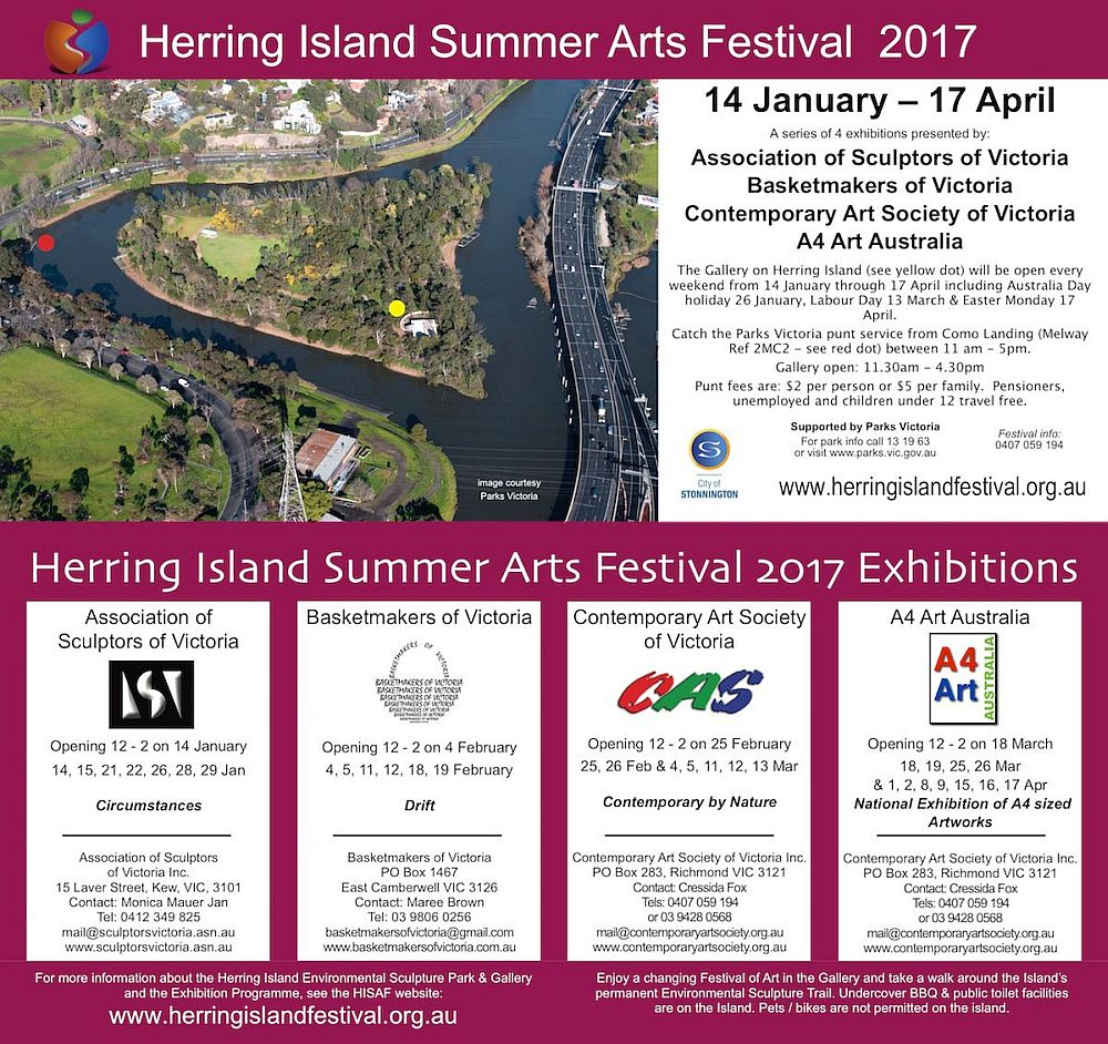 HERRING ISLAND PARK HOME PAGE